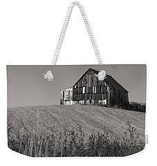 Old Tobacco Barn Weekender Tote Bag