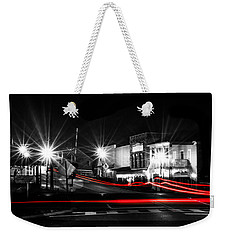 Old Town Helena At Night Weekender Tote Bag by Shelby  Young