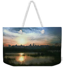 Old Town In Warsaw #18 Weekender Tote Bag