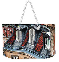Old Town In Warsaw #19 Weekender Tote Bag