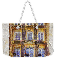 Old Town In Warsaw #21 Weekender Tote Bag
