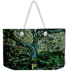 Old Tree As I Saw It Weekender Tote Bag