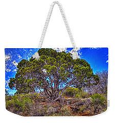 Old Utah Juniper Weekender Tote Bag