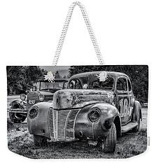 Old Warrior - 1940 Ford Race Car Weekender Tote Bag