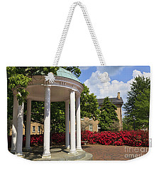 Old Well At Chapel Hill In Spring Weekender Tote Bag