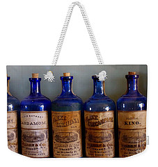 Weekender Tote Bag featuring the photograph Old West 10 by Deniece Platt