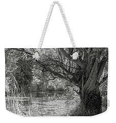 Old Willow Weekender Tote Bag