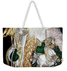 Old World Beauty Weekender Tote Bag