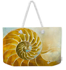 Old World Treasures - Nautilus Weekender Tote Bag