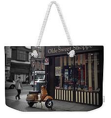 Olde Sweet Shoppe Weekender Tote Bag