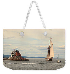 Olden Days Weekender Tote Bag