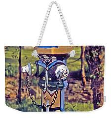 Oldenburg Fireplug Weekender Tote Bag