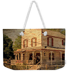 Oldest Store St. Augustine Florida Weekender Tote Bag by Bob Pardue