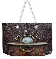 Olds Rust Weekender Tote Bag