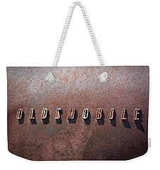 Oldsmobile Weekender Tote Bag by LeeAnn McLaneGoetz McLaneGoetzStudioLLCcom