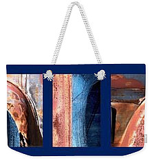 Weekender Tote Bag featuring the photograph Ole Bill by Steve Karol