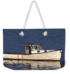Ole Boy Painting Weekender Tote Bag