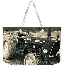 Ole' Country Tractor Weekender Tote Bag