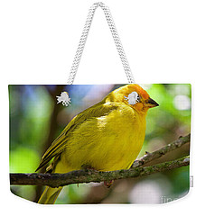 Ole Yellow Weekender Tote Bag