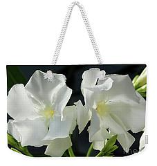 Oleander Mont Blanc 1 Weekender Tote Bag