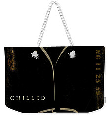 Olive Martini Weekender Tote Bag by Mindy Sommers