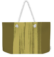 Olive On Olive 1 Weekender Tote Bag