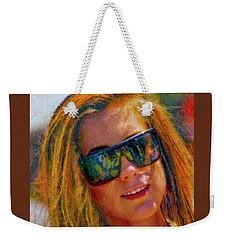 Olivia Carnahan Weekender Tote Bag