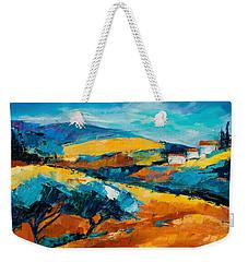 Oliviers En Provence Weekender Tote Bag
