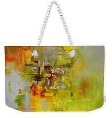 Olivine Weekender Tote Bag