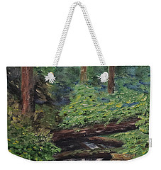 Olympic National Park Weekender Tote Bag