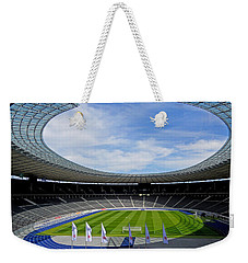 Olympic Stadium Berlin Weekender Tote Bag