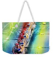 Olympics Rowing 02 Weekender Tote Bag