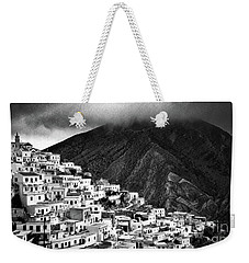 Olympos. Karpathos Island Greece Weekender Tote Bag