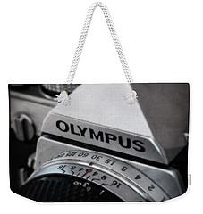Om-1 - D010028b Weekender Tote Bag