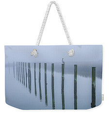 On The Pole Weekender Tote Bag