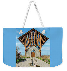 Omaha Holy Family Shrine Weekender Tote Bag