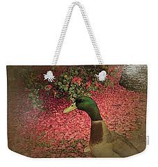 O'malley Weekender Tote Bag by YoMamaBird Rhonda
