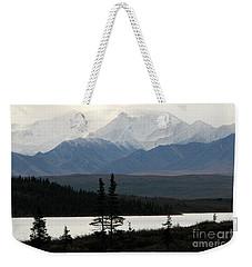 Ominous Landscape Weekender Tote Bag