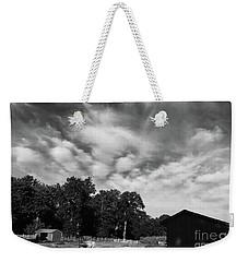 Ominous Sky Weekender Tote Bag