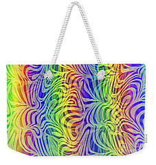 Weekender Tote Bag featuring the photograph On A Clear Day by Nareeta Martin