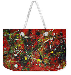 On A High Note Weekender Tote Bag by Jacqueline Athmann