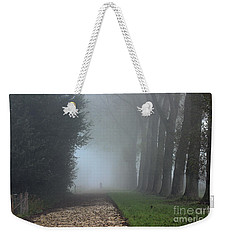 On An Autumn Day In The Mist Weekender Tote Bag
