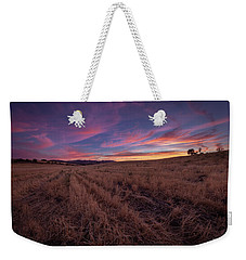On An  Evening In July Weekender Tote Bag