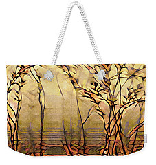 On An Untrodden Path Weekender Tote Bag