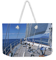 On Deck Off Mexico Weekender Tote Bag