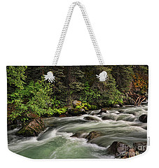 On Henson Creek Weekender Tote Bag