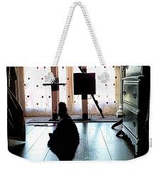 On My Way Weekender Tote Bag