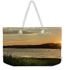 On North Rustico Harbour Weekender Tote Bag