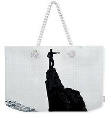 On Point Weekender Tote Bag