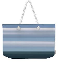 On Sea Weekender Tote Bag